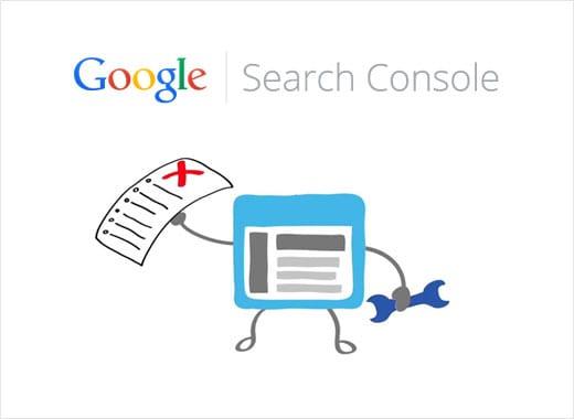 קונסולת החיפוש של גוגל