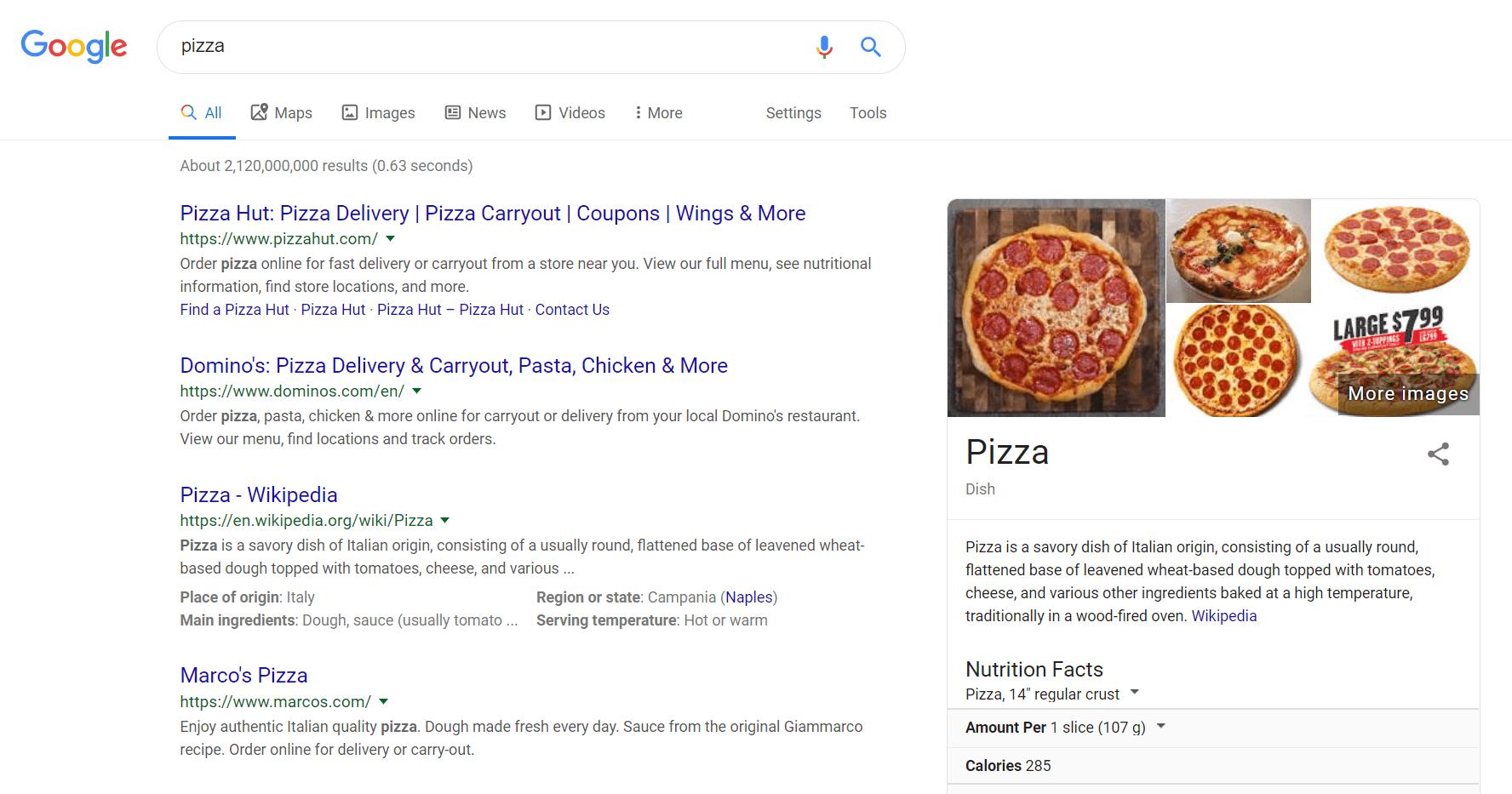 סרף פיצה