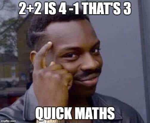 תמונה מתמטית מהירה