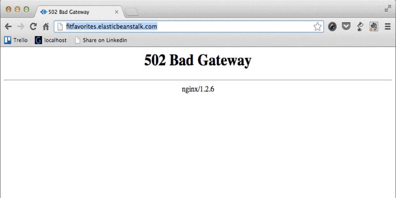 מהי שגיאת 502 Bad Gateway ואיך אוכל לתקן את זה ?