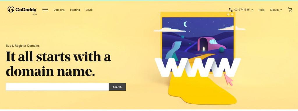 domain כמה עולה שם תחום חדש ? מה זה דומיין