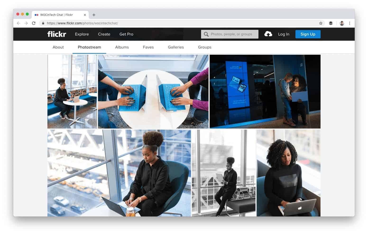 WOCinTech אתרים להורדת תמונות בחינם