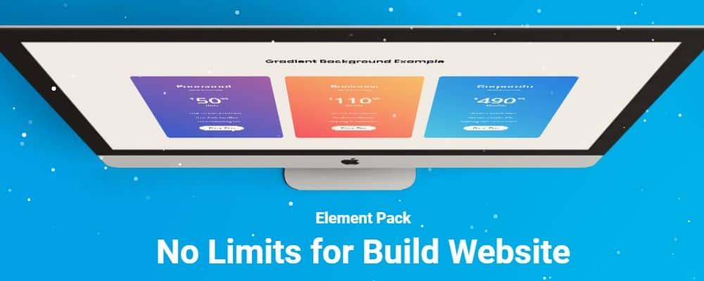 Element Pack תוסף אלמנטור