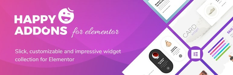 Happy Addons for Elementor תוסף עבור האלמנטור