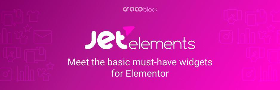 תוסף JetElements Addon for Elementor עבור האלמנטור